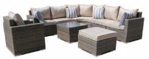 The Barcelona Sofa Suite